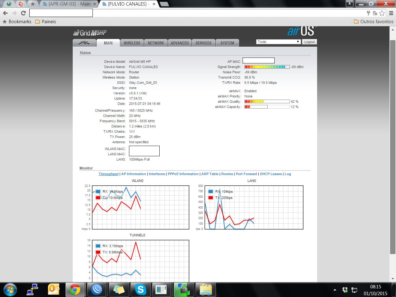 Clique na imagem para uma versão maior  Nome:         Cliente Under Linux.png Visualizações:68 Tamanho: 217,5 KB ID:      61170