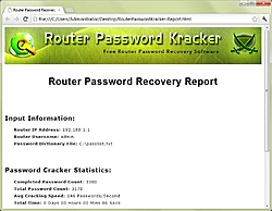 Liberado Router Password Decryptor 4.0