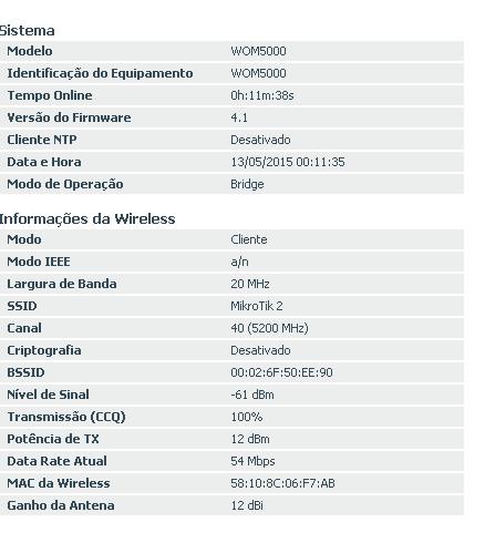 Clique na imagem para uma versão maior  Nome:         Intelbras - Página de Status.png Visualizações:27 Tamanho: 13,8 KB ID:      61792