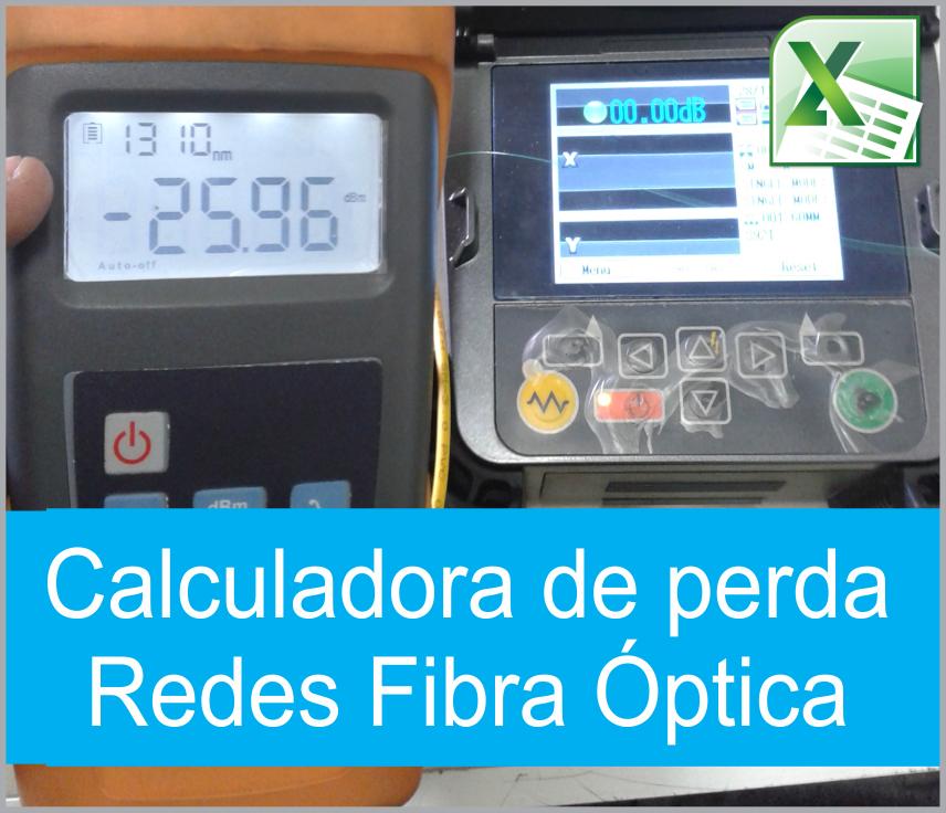 Clique na imagem para uma versão maior  Nome:         Calculadora de perda óptica - Projeta Telecom.1jpg.png Visualizações:73 Tamanho: 715,1 KB ID:      61967