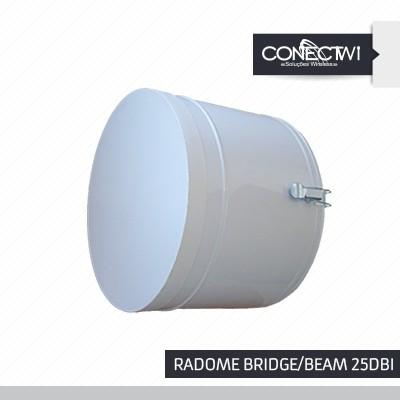 Clique na imagem para uma versão maior  Nome:         radome_bridge_beam_25dbi.jpg Visualizações:56 Tamanho: 26,2 KB ID:      62572