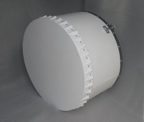Clique na imagem para uma versão maior  Nome:         radome-para-nano-bridge-22-e-nano-beam-m300-158401-MLB20336544428_072015-O.jpg Visualizações:34 Tamanho: 21,4 KB ID:      62933