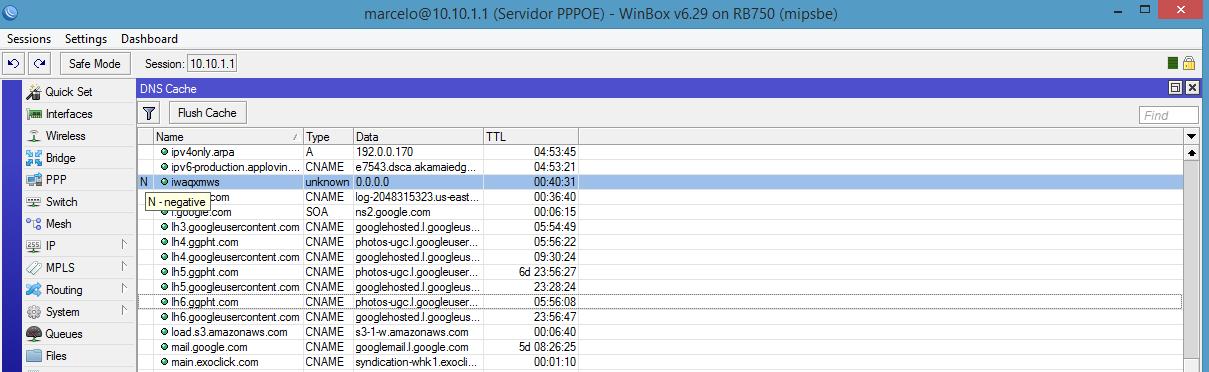 Clique na imagem para uma versão maior  Nome:         dns negativo.png Visualizações:115 Tamanho: 44,4 KB ID:      63652