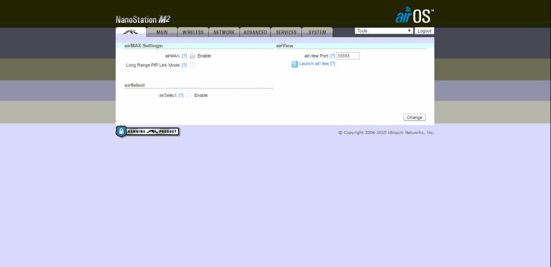 Clique na imagem para uma versão maior  Nome:         UBNT1.PNG Visualizações:76 Tamanho: 47,9 KB ID:      63762