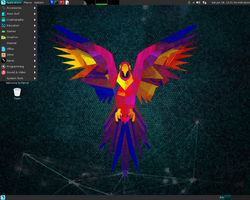 Liberado Parrot Security OS 3.0