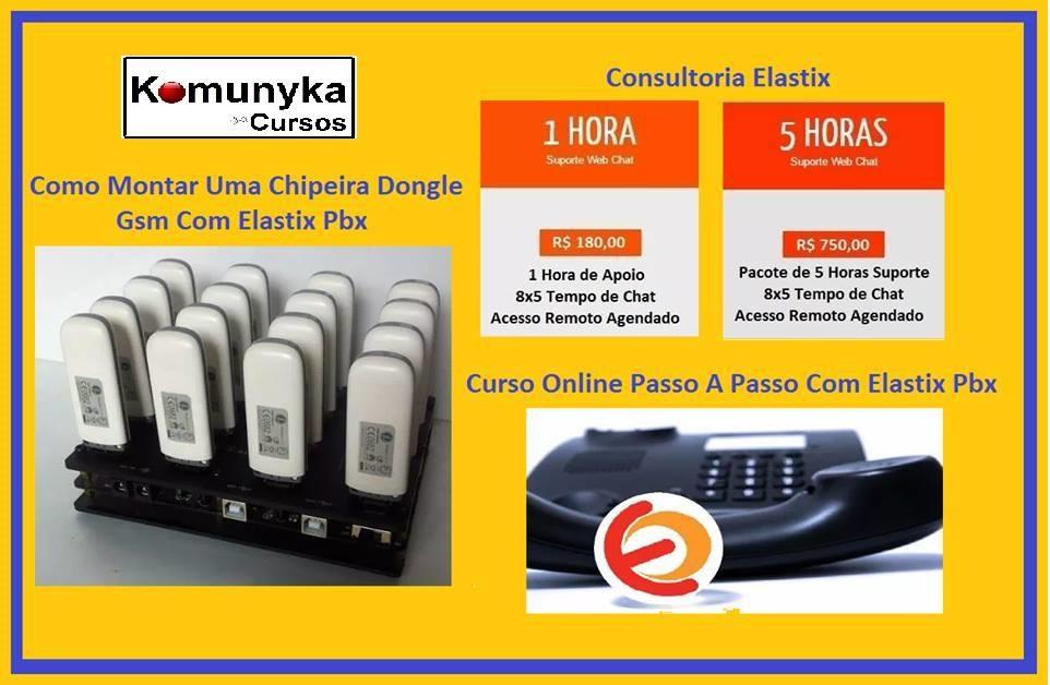 Curso Elastix PBX na Pratica!