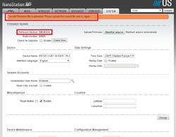 Clique na imagem para uma versão maior  Nome:         firmware ubnt.png Visualizações:104 Tamanho: 42,1 KB ID:      68102