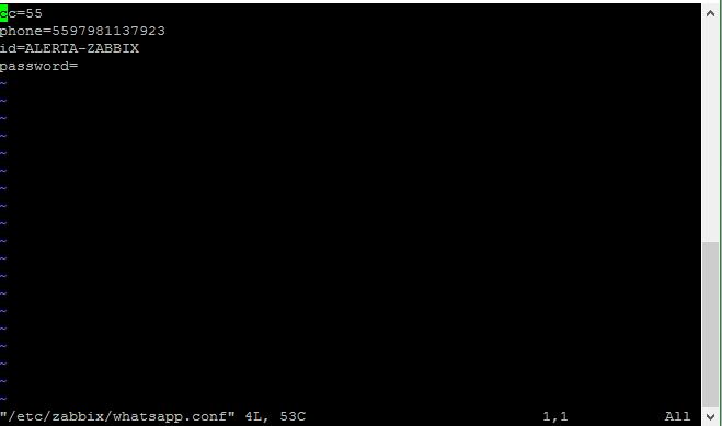 Clique na imagem para uma versão maior  Nome:         erro sms whatsapp zabbix 2.png Visualizações:68 Tamanho: 5,0 KB ID:      68172