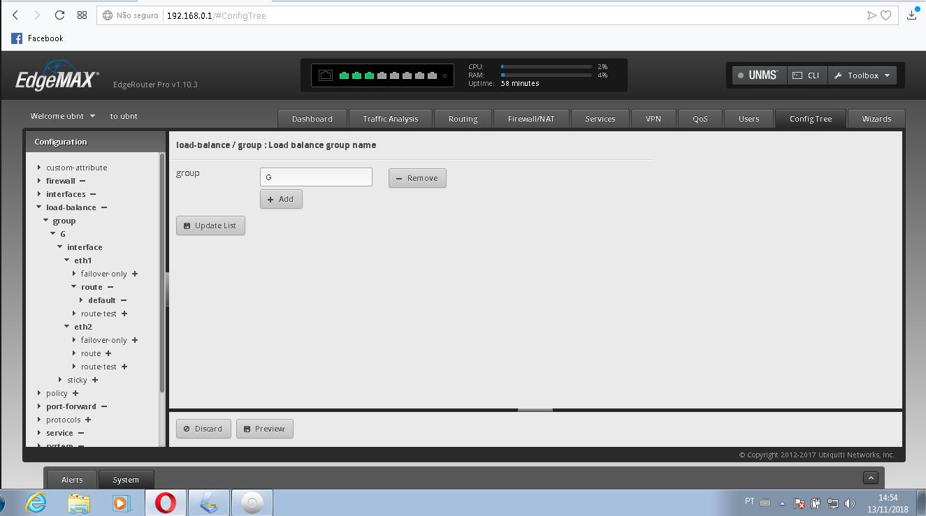 Clique na imagem para uma versão maior  Nome:         edgerouter-1.PNG Visualizações:16 Tamanho: 58,5 KB ID:      69120