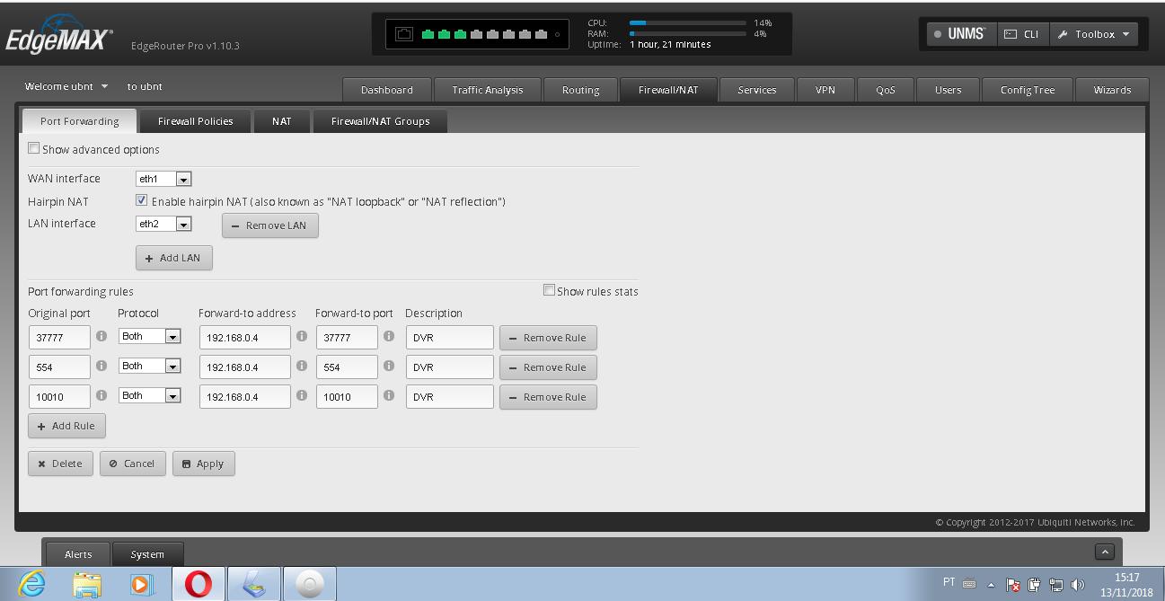 Clique na imagem para uma versão maior  Nome:         edgerouter-4.PNG Visualizações:14 Tamanho: 59,8 KB ID:      69123