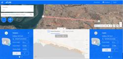 Clique na imagem para uma versão maior  Nome:         Zona de Fhresnel.PNG Visualizações:88 Tamanho: 1,40 MB ID:      69619