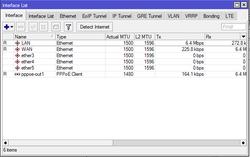 Clique na imagem para uma versão maior  Nome:         Interfaces_list.png Visualizações:16 Tamanho: 13,3 KB ID:      70191